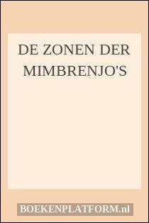 De zonen der Mimbrenjo's