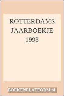 Rotterdams Jaarboekje 1993