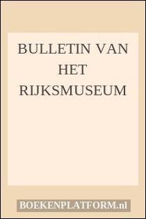 Bulletin van het Rijksmuseum