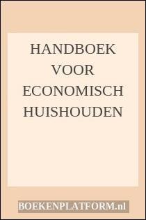 Handboek Voor Economisch Huishouden