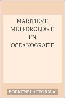 Maritieme meteorologie en oceanografie
