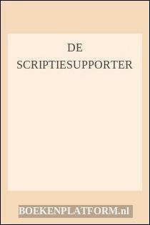 De Scriptiesupporter