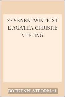 Zevenentwintigste Agatha Christie Vijfling