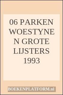 06 parken woestynen Grote lijsters 1993