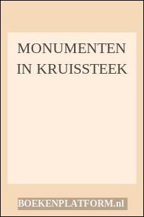 Monumenten In Kruissteek