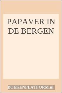 Papaver In De Bergen