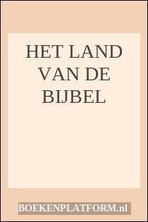 Het Land Van De Bijbel