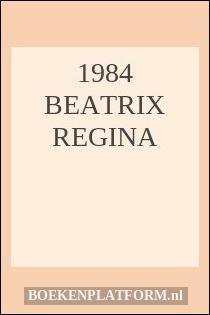 1984 Beatrix regina