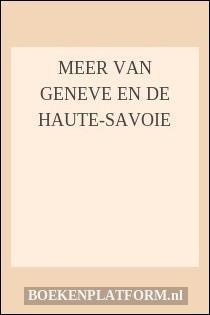 Meer van Geneve en de Haute-Savoie