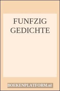 Funfzig Gedichte