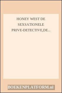 Honey West De Sexsationele Prive-Detective,de Dodende Drieling