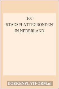 100 stadsplattegronden in Nederland