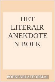 Het Literair Anekdoten Boek