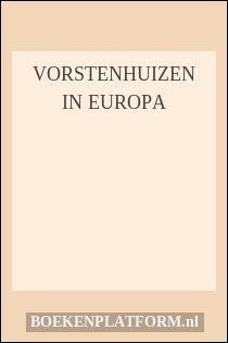 Vorstenhuizen In Europa