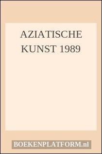Aziatische kunst 1989