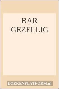 Bar gezellig