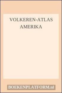 Volkeren-atlas Amerika