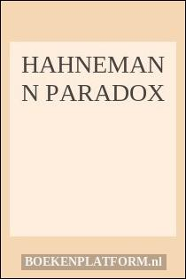 Hahnemann paradox