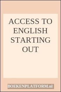 Access To English Starting Out