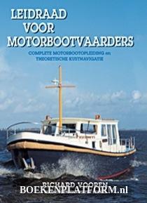 Leidraad voor Motorboot vaarders