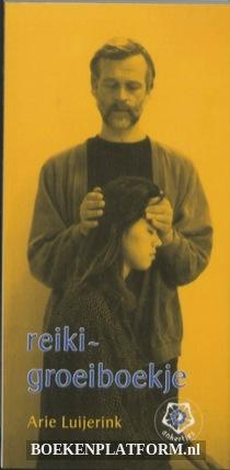 Reiki-Groeiboekje