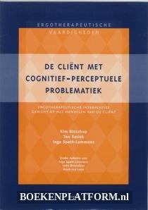 De client met cognitief-perceptuele problematiek