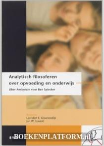 Analytisch Filosoferen Over Opvoeding En Onderwijs