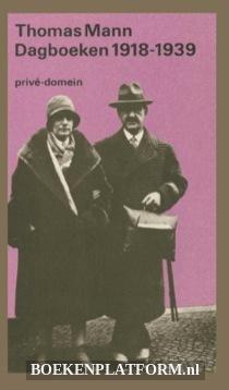 Thomas Man Dagboeken 1918-1939