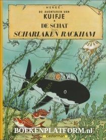 Kuifje De Schat Van Scharlaken Rackham