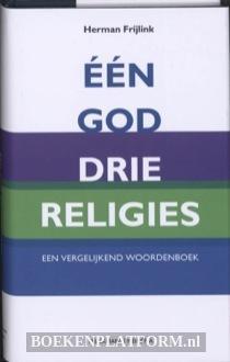 Een God Drie Religies