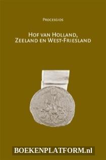 Hof van Holland, Zeeland en West-Friesland