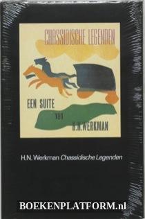Chassidische Legenden verbeeld door H.N