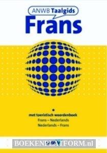 Anwb Taalgids Frans Met Toeristisch Woordenboek