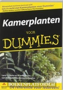 Kamerplanten voor Dummies